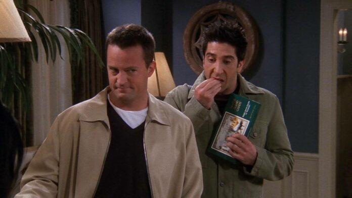 Ross e Chandler