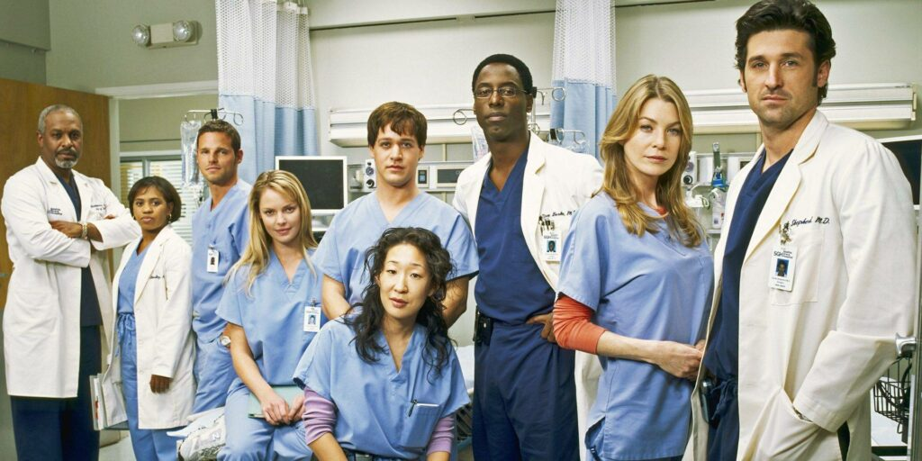 Quiz de Grey's Anatomy