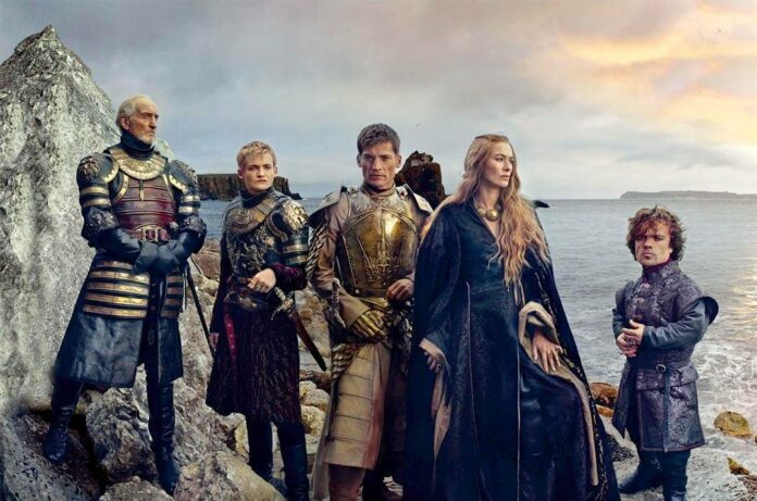 Game of Thrones Casa Lannister