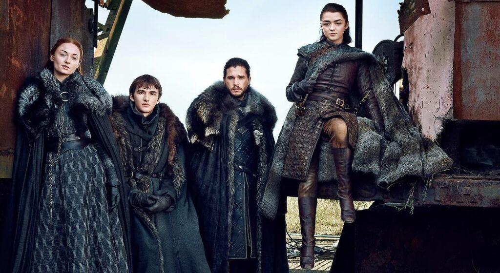 Casa Stark Game of Thrones
