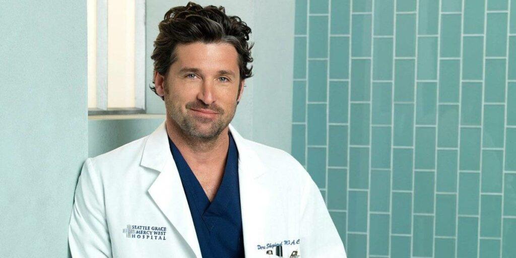 Derek Shepherd Grey's Anatomy