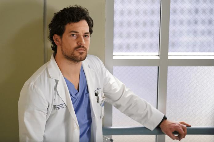 Grey's Anatomy Andre DeLuca
