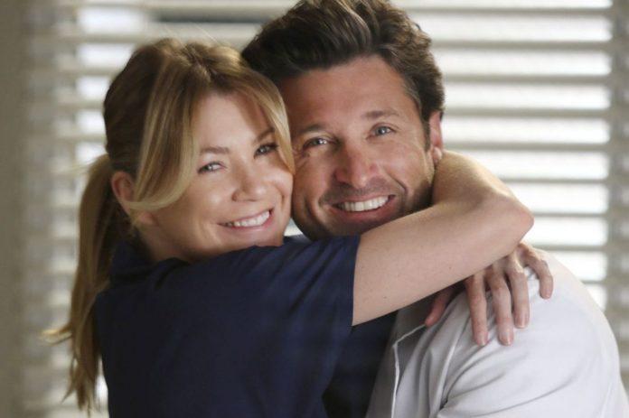 Grey's Anatomy Meredith Grey e Derek Shepherd