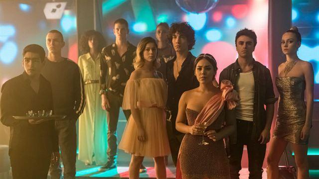 Elite | Mais uma morte ocorre numa festa durante a 3ª temporada.
