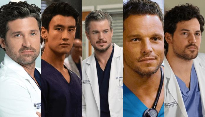 Médicos Grey's Anatomy