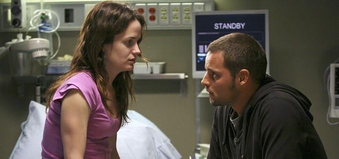 Ava/Rebecca apareceu nas temporadas 3 e 4 de Grey's Anatomy