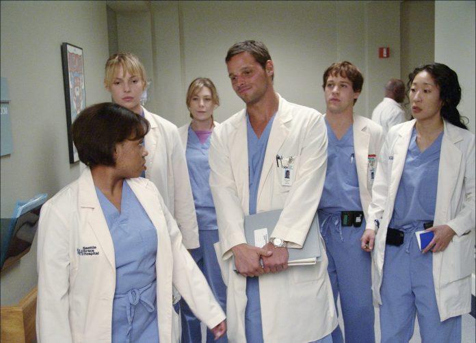 Grey's Anatomy 1 episódio